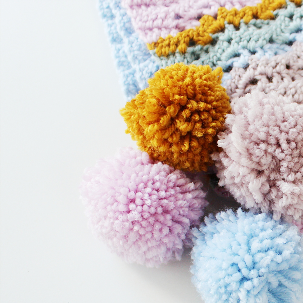 isla baby blanket free pattern