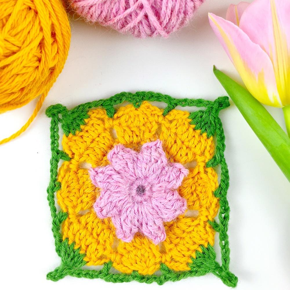 a vintage flower pattern — Potter & Bloom