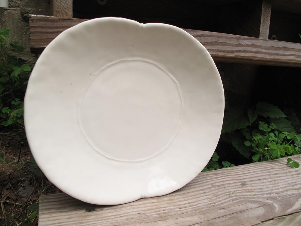 Salad Plate (1 x 9.5 x 8)