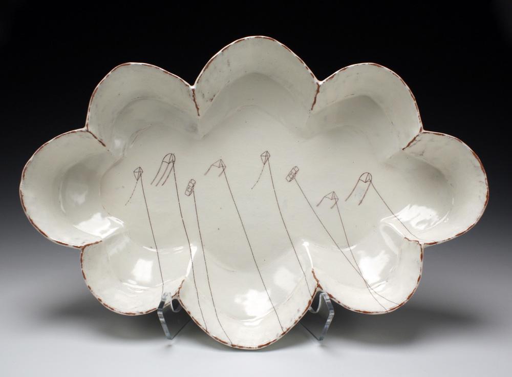 Eichelberger White Platter Kites.jpg