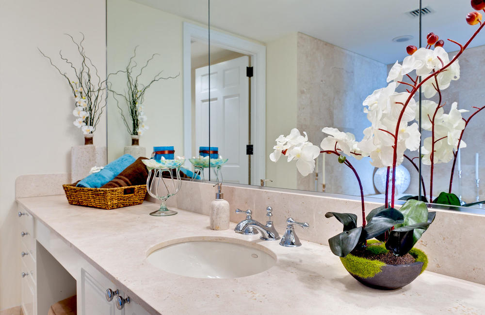Master Bathroom by Captiva Design