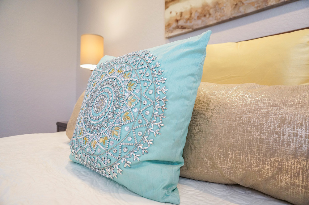 Bedding Decor Tight Shoot