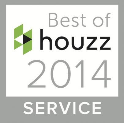 Captiva Design was awarded Best of houzz 2014.