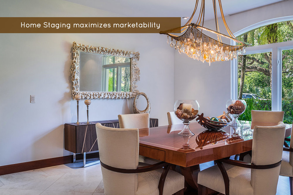 Home Staging Maximizes Marketability Captiva Home Design South