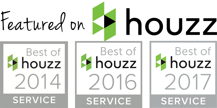 Captiva Design was awarded Best of houzz 2014.