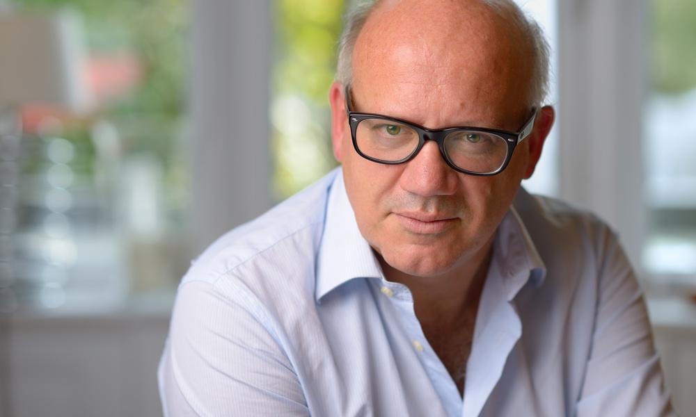 Dietmar Loeffler Portrait