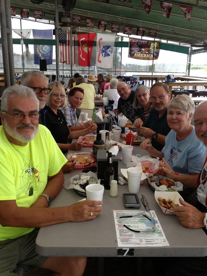 Meet & Eat & Gator's Riverside Grille - July 2, 2013