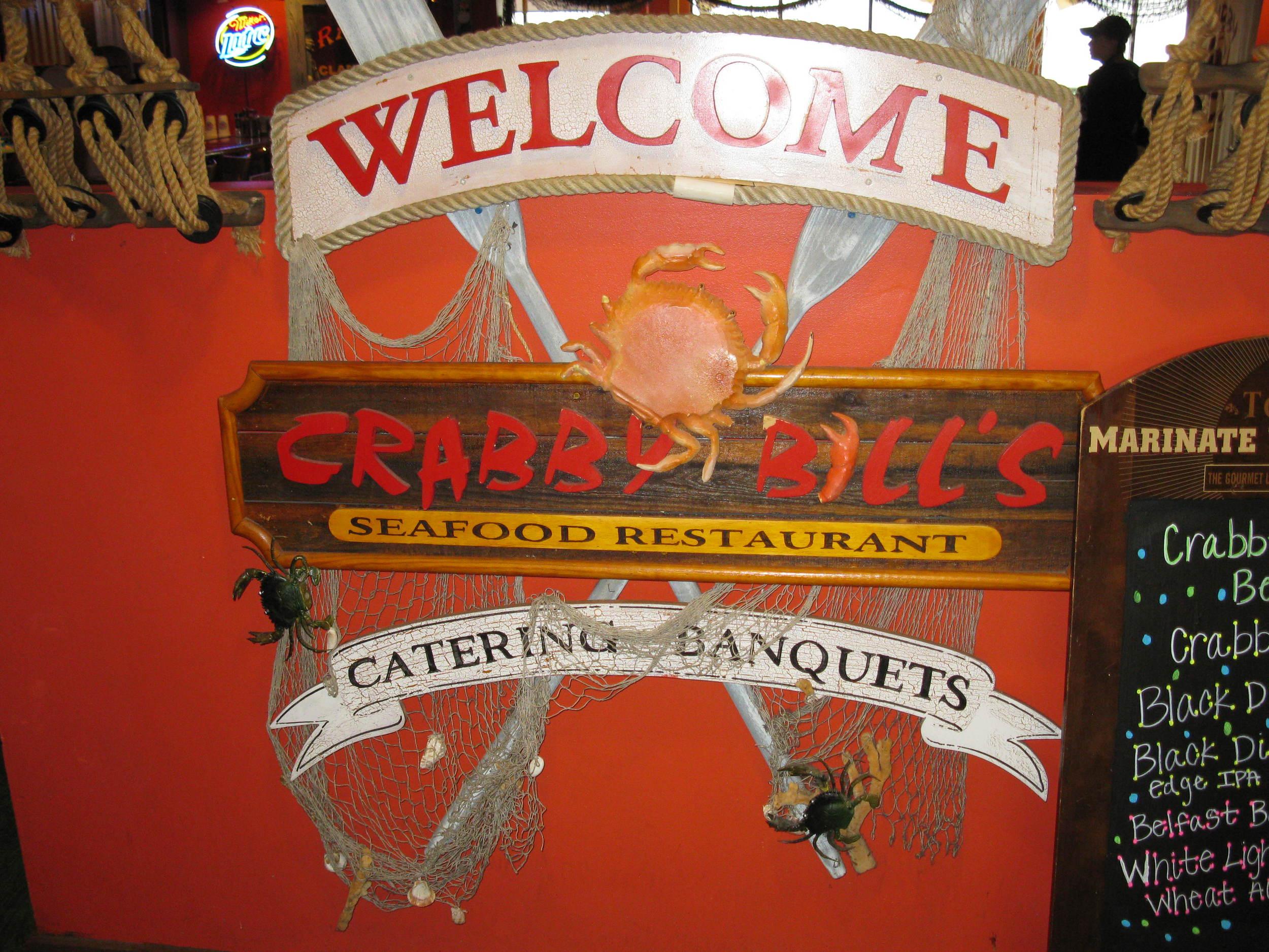 Crabby Bill's-1