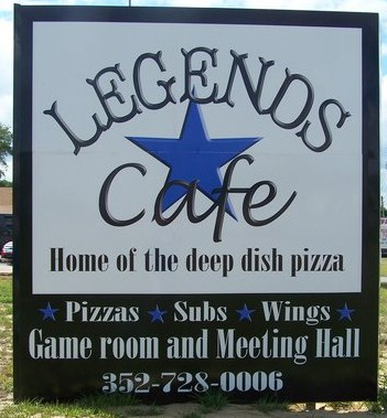 Legends Cafe
