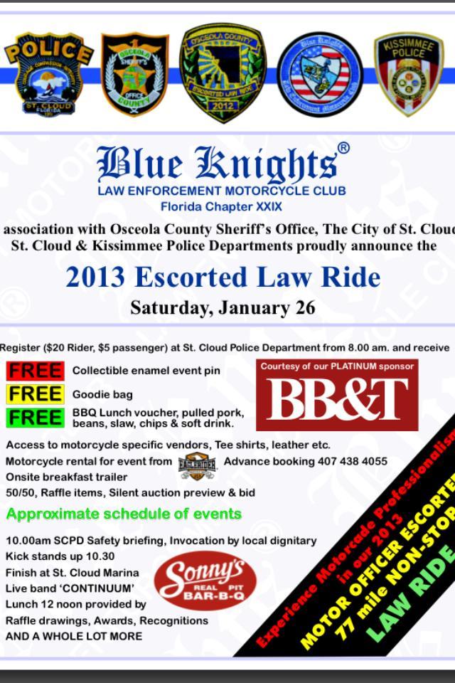 Blue Knights 2013