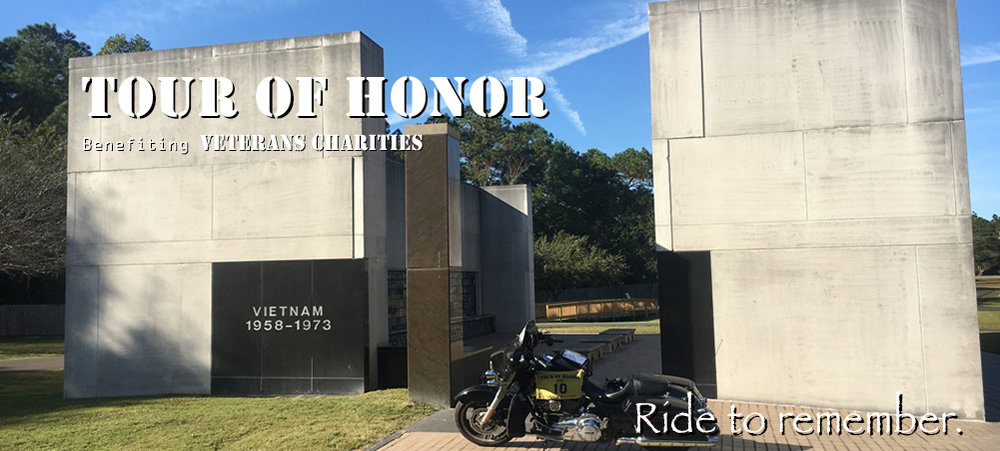 """Registration for 2018 is open beginning December 1, 2017.  The list of sites for 2018 will be released on 4/1/17. Stay tuned for the list and prepare to """"Ride to remember . . . """""""