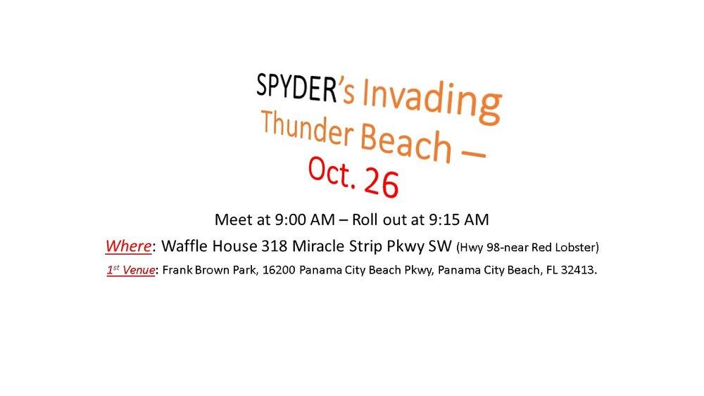 SPYDER's to Invade the HOG's.jpg