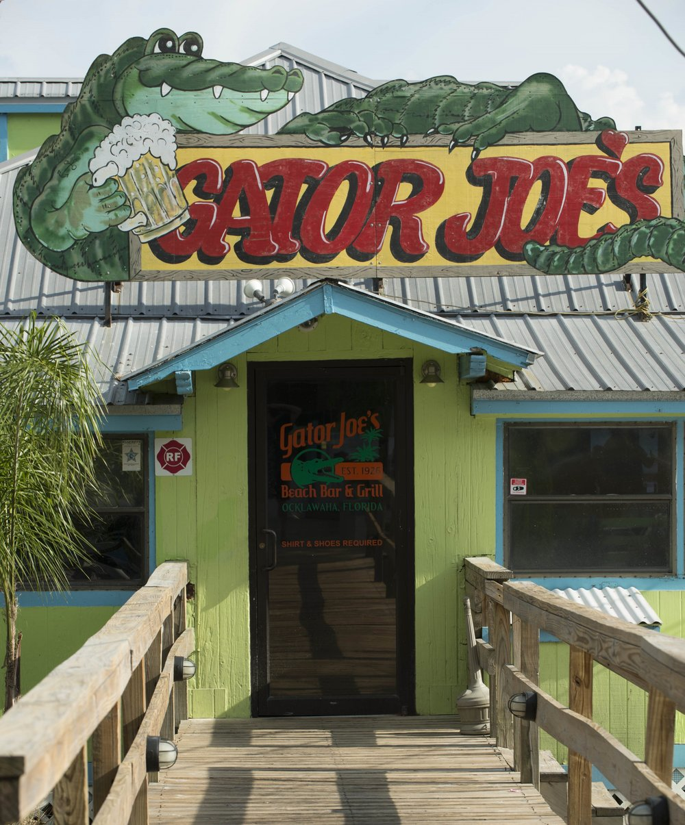 Click on image for more about Gator Joe's