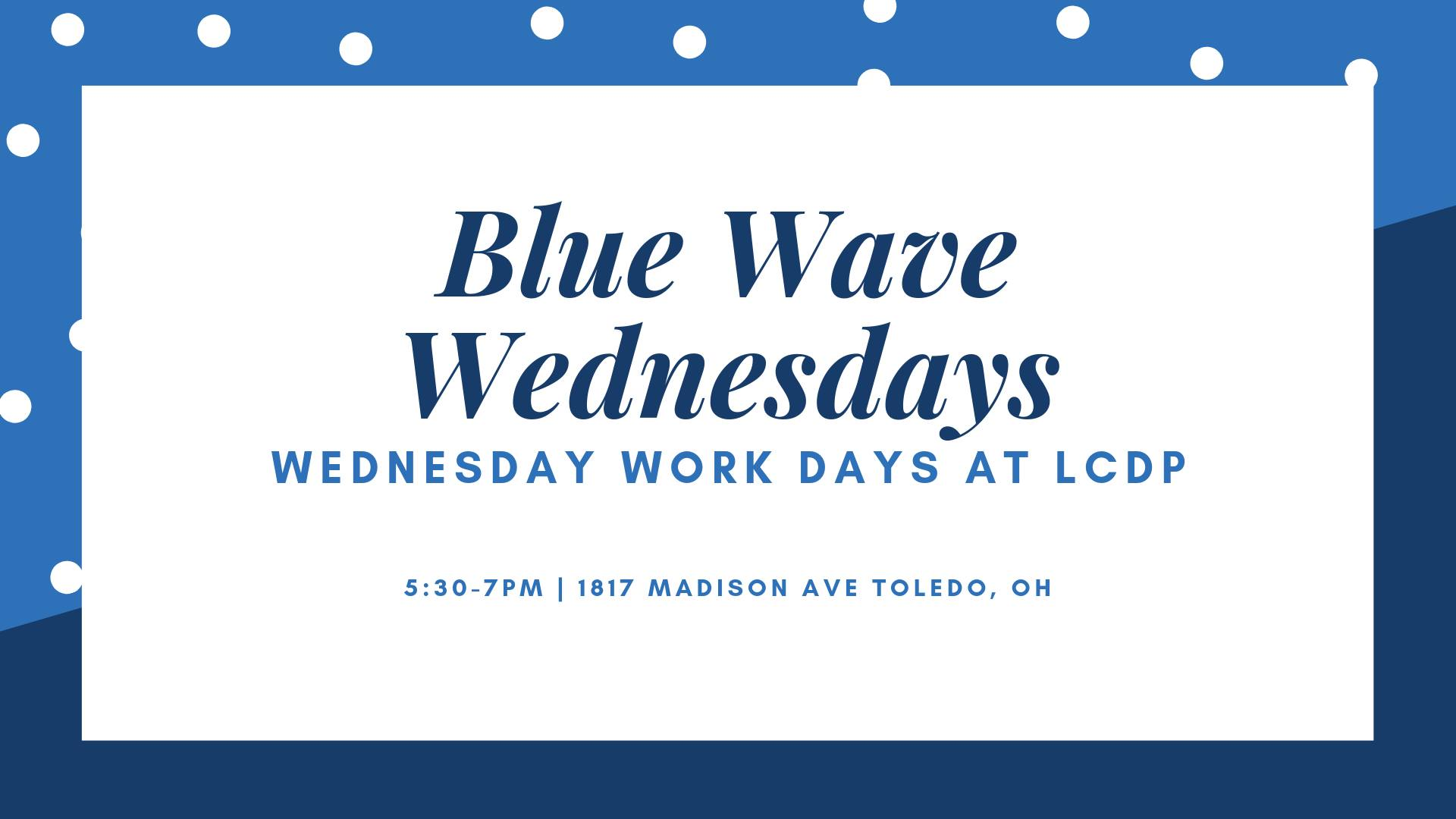 Events — Lucas County Democratic Party
