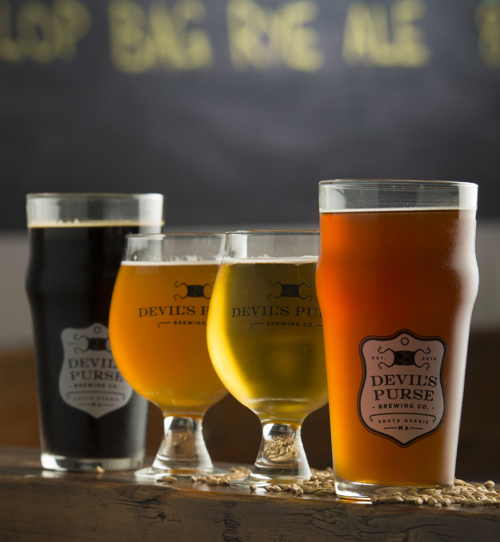 Devil s purse brewing co celebrates second anniversary for Rhode island craft beer