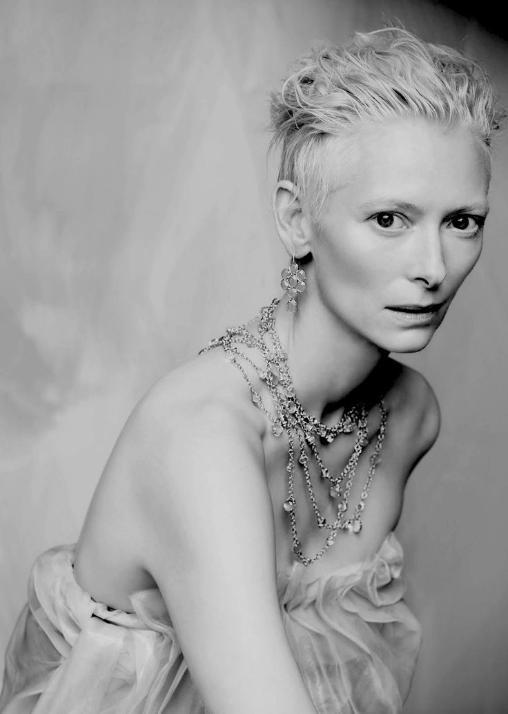 Tilda Swinton by Paolo Roversi