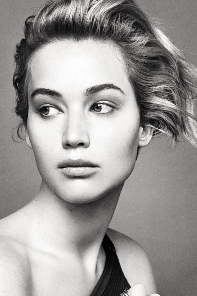Jennifer Lawrence by Paolo Roversi