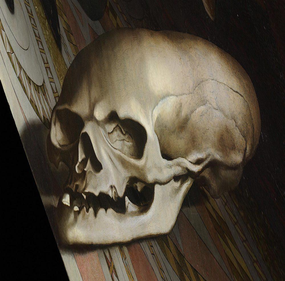The Anamorphic Skull