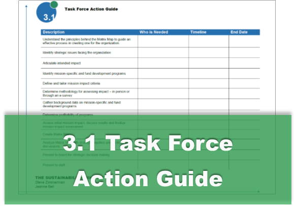 3.1 Task Force Action Guide