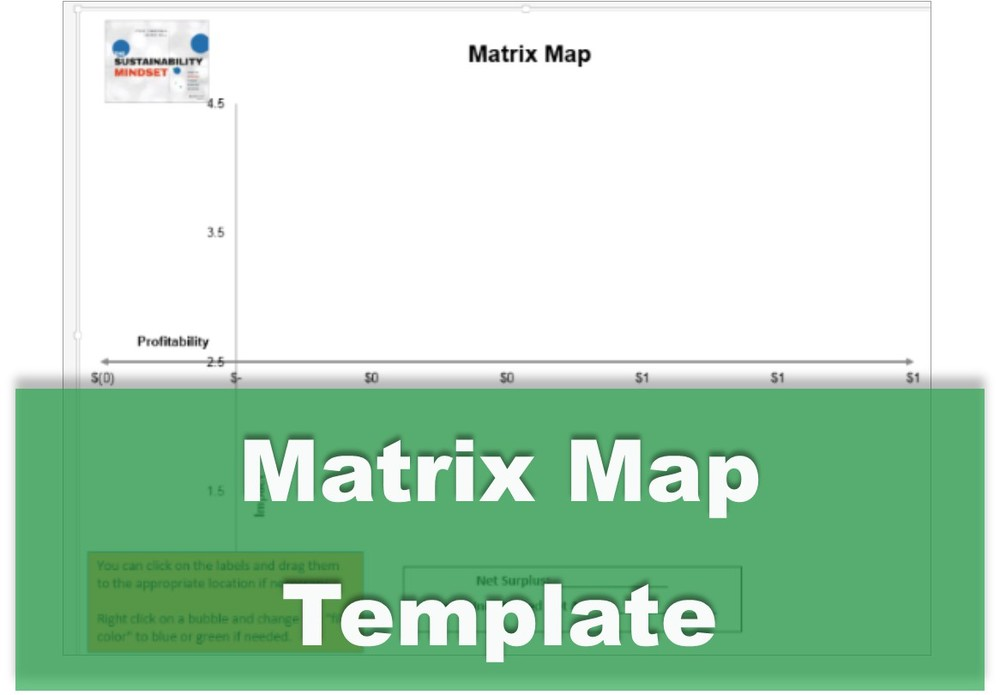 Matrix  Map Template