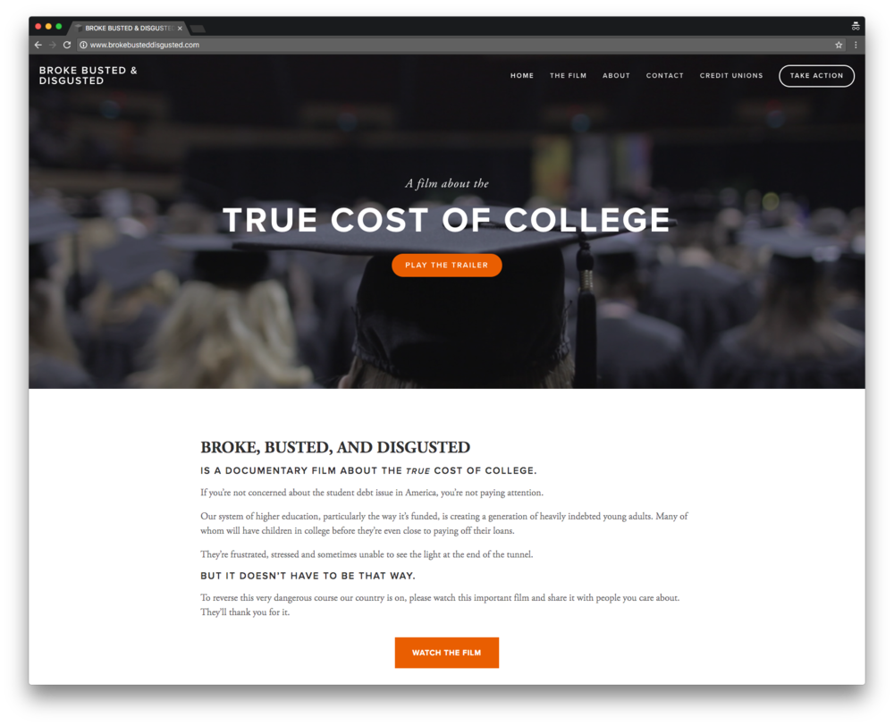 Broke, Busted, And Disgusted: The True Costs of College