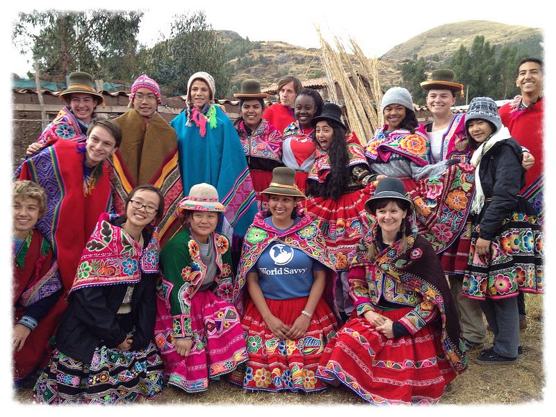 AYLP Peru participants