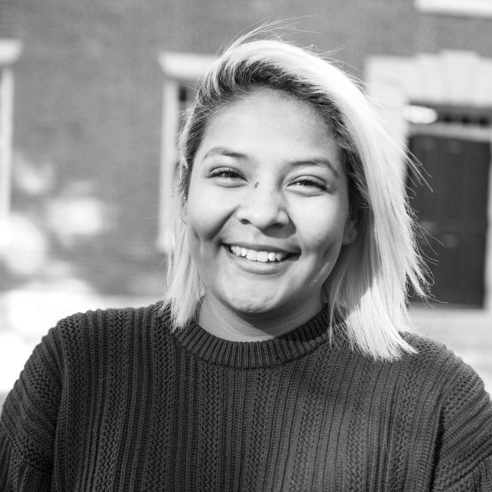 Brenda Esqueda Morales ,Program Team Summer Fellow   About Brenda