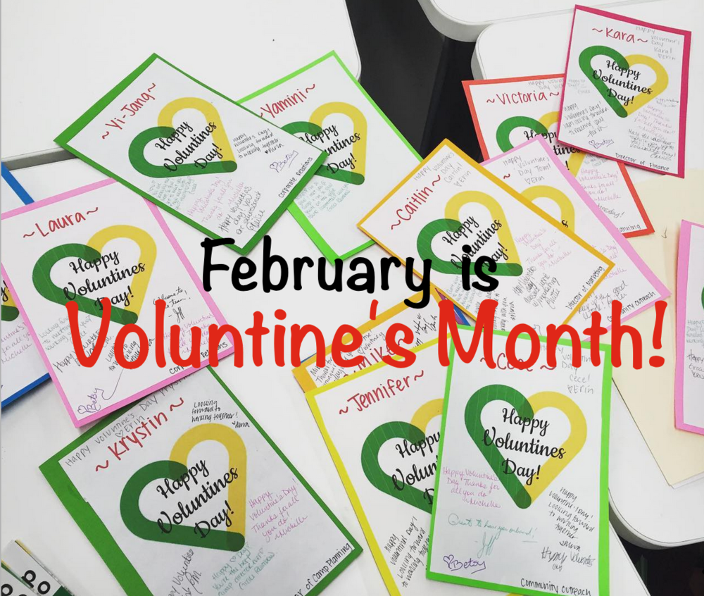 voluntinesmonth