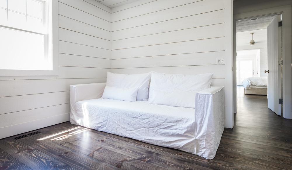 JANGEORGe Interior Design  Gervasoni Brick Sofa in Lino Bianco