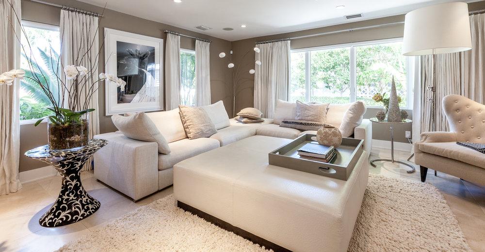 JANGEORGe Interior Design  Flexform Sofa