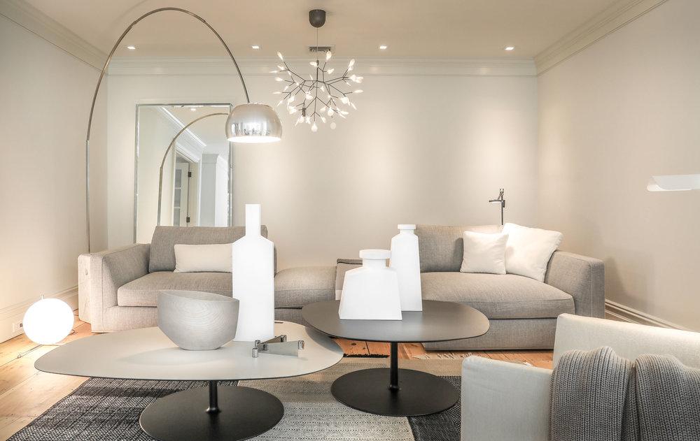 Charming JANGEORGe Interior Design, Living Room.