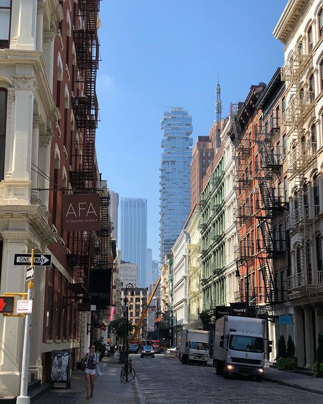 #soho #clientvisit #projects #jangeorge #sagharbor #hamptons #newyork #miami