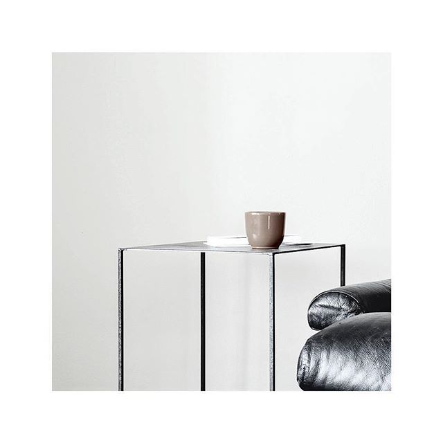 minimal steel tables #sheerbeauty designed by @cc_studio_ #madetomeasure #belgium #comingsoon #jangeorge #design #interiordesign #architecture #sagharbor #hamptons #newyork #miami