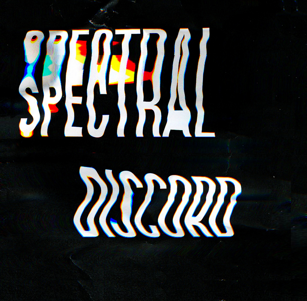 Logo for Spectral Discord fashion collection