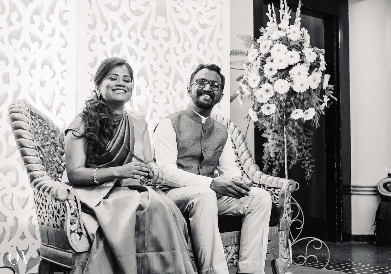 Binoy & Sneha | Mumbai — Oscar Varghese Photography