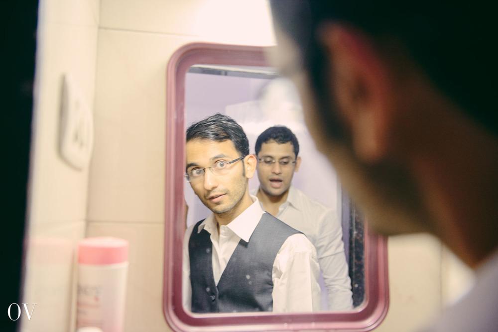 Mumbai Christian Wedding-Groom Getting Ready-007.JPG