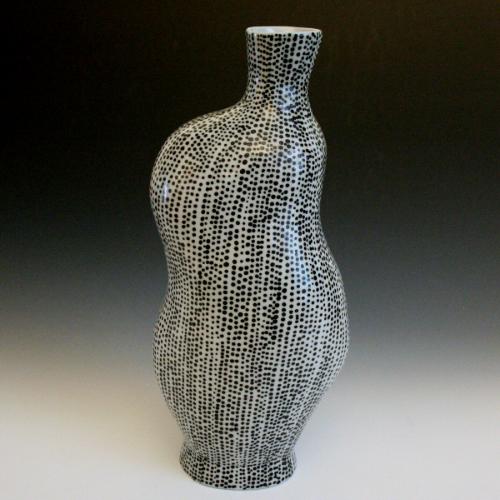 Yvonne de Carlo 2013 Porcelain 5 1/2 x 4 1/2 x 12 3/4 inches