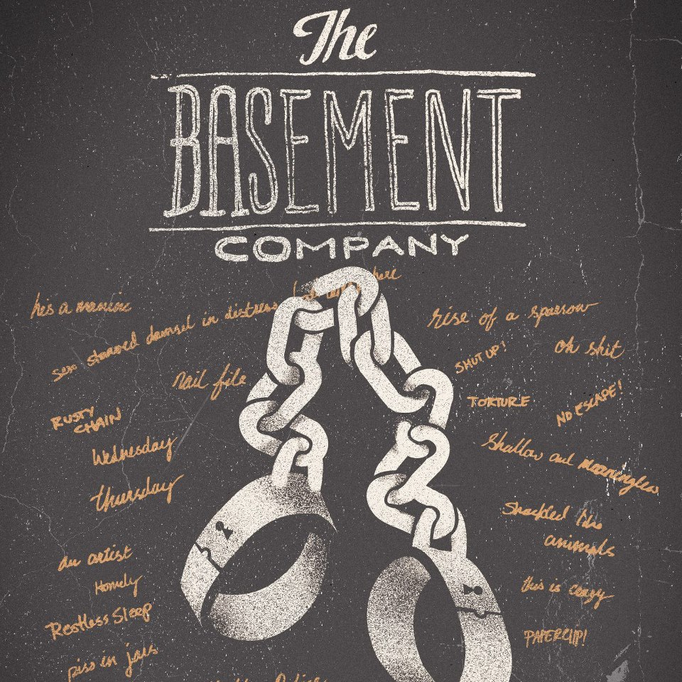 The Basement Company By Adam Harrell
