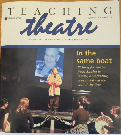 DearFish TEACHING THEATRE MAGAZINE cover.jpg