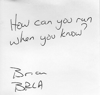 this question is a contribution from Brian in BR LA from 4 summers ago, and honestly this comes to my mind very often - this 'advice' feels more and more applicable all the time .... _______________________________  #ThisIsYourAdvice : from a passerby  Come Say Hey Roadside Stand site : #batonrouge 2013