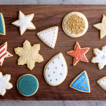 sugar cookies: A guide - NEW YORK TIMES