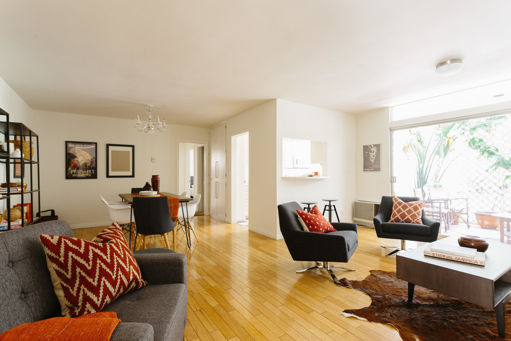 1200 N. Flores St. #106 $645,000 | JUST SOLD