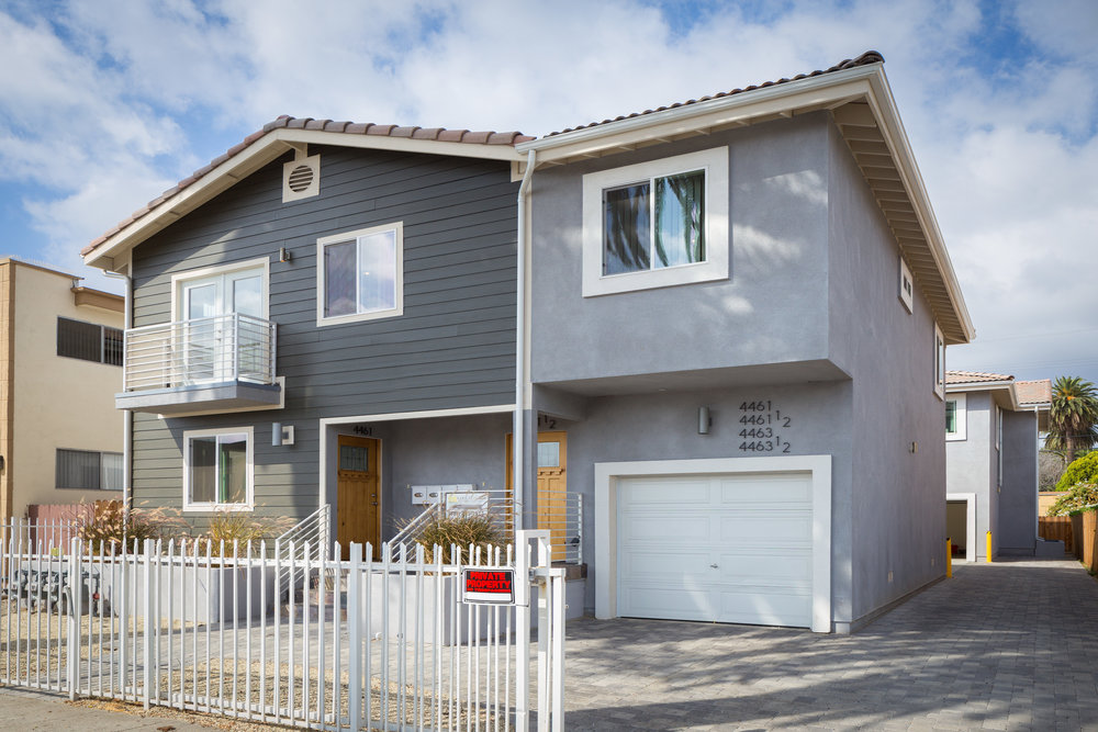 4461 Rosewood Ave.  $2,025,000 | JUST SOLD |  Rosewood4plex.com