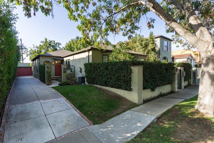 1441 S. Sierra Bonita Ave. $1,175,000 | SOLD
