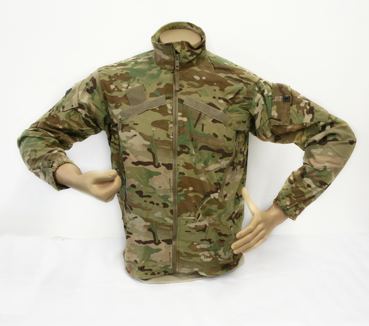 ECWCS Gen lll Level 4 Multicam Cold Weather Wind Jacket — All ... 5a3f7d5f1dd