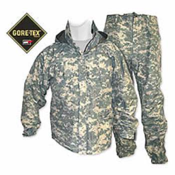 bf24c847653 ECWCS Gen III Level 6 ACU Extreme Cold Wet WeatherJacket and Trousers — All American  Military Surplus