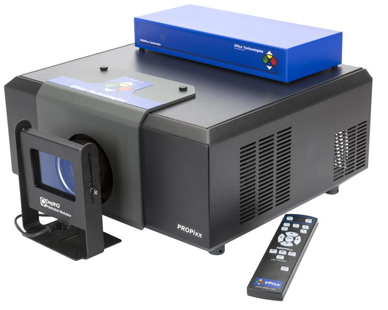 ProPixx 3D fMRI-compatible projector