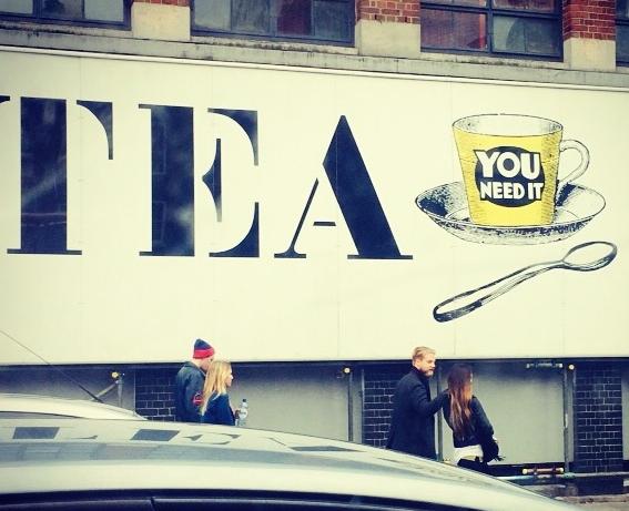 TEA: You need it!