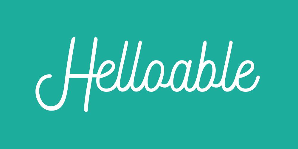 Helloable Logo