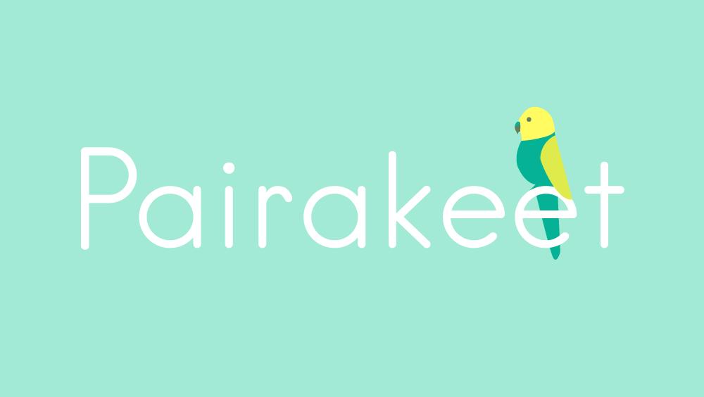 Pairakeet Logo